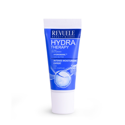 Intense Moisturising Expert for Eye Contour REVUELE Hydra Therapy 25ml