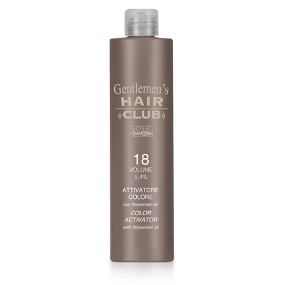 Activator 5,4 % za farbu za kosu 3ME Gentlemen's Hair Club 500ml