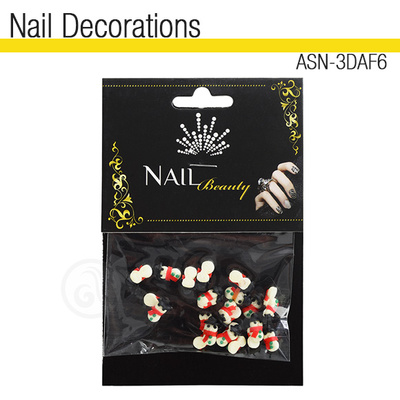Nail Decorations 3D ASN3DAF6