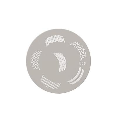 Šablon disk za pečate ASN B56
