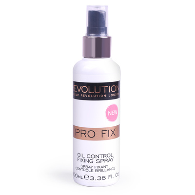 Makeup Matte Finishing Spray REVOLUTION MAKEUP Oil Control 100ml
