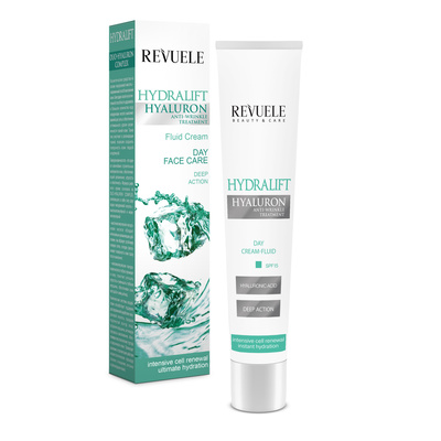 Day Fluid Cream REVUELE Hydralift Hyaluron 50ml