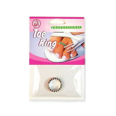 Prsten za nožni prst SR03 Crveni