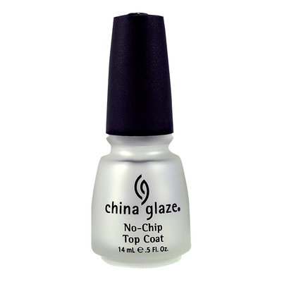 No-Chip Top Coat CHINA GLAZE 14ml