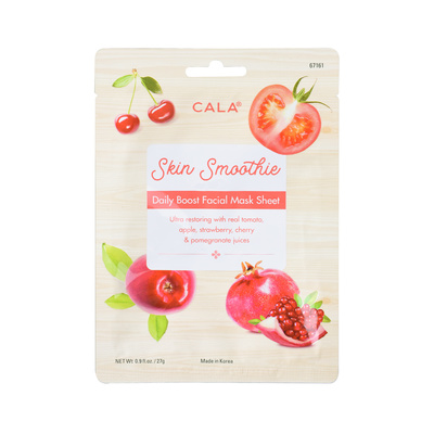 Face Mask Skin Smoothie Daily Boost CALA 23g