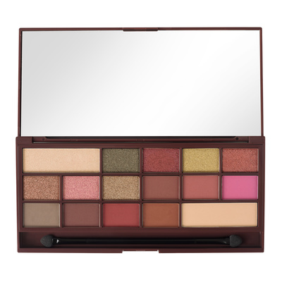 Eyeshadow Palette I HEART REVOLUTION Chocolate Rose Gold 22g
