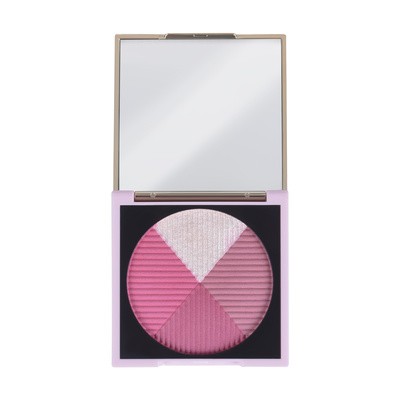 Mini Blush Palette REVOLUTION MAKEUP Opulence Compact 9g