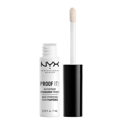 Waterproof Eyeshadow Primer Proof It! NYX Professional Makeup PIES01 8ml