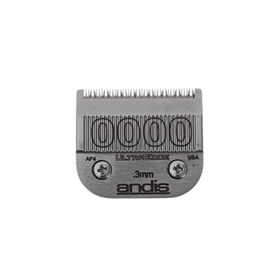 Spare Blade For Hair Clippers Andis BG Ceramic Edge Size 0000 - 0.3 mm