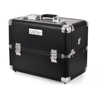 Beauty case for tools and accessories GALAXY TC-3226BS black