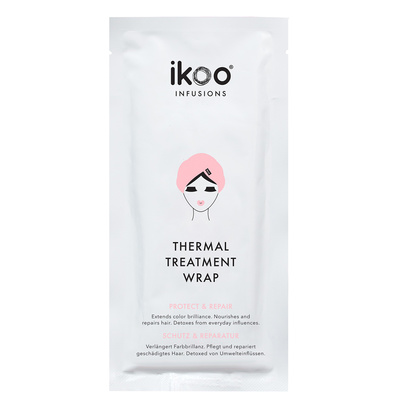 Color Protect & Repair Hair Mask IKOO Infusion Thermal Treatment Wrap 35g