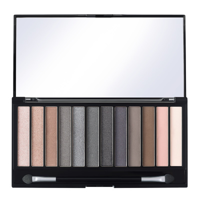 Eyeshadow Palette REVOLUTION MAKEUP Iconic Smokey 13g