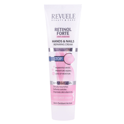 Hands and Nails Repairing REVUELE Retinol Forte 100ml