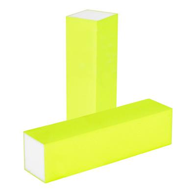 Blok turpija za matiranje noktiju B21 Žuta 150#