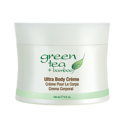 Ultra Body Cream BODY DRENCH Green Tea and Bamboo 148ml