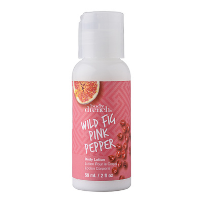 Body Lotion BODY DRENCH Wild Fig and Pink Pepper 59ml