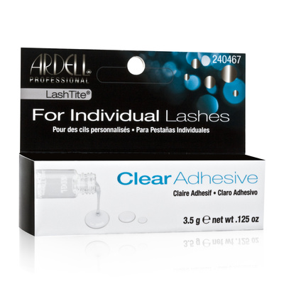 Waterproof Lash Tite Adhesive ARDELL Clear 3.5g