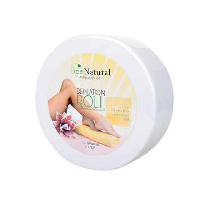 Depilation Strips SPA NATURAL White