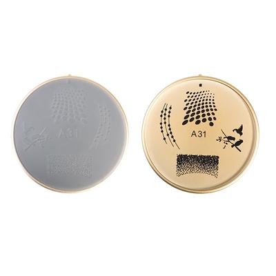 Šablon silikonski za Nail Art A31
