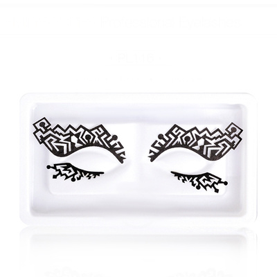 Decorative Paper Lashes PL116