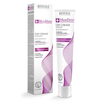 Dnevna krema za revitalizaciju kože lica REVUELE MezoDerm 50ml