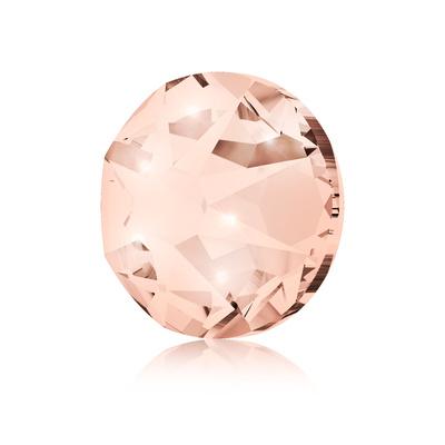 Nail Crystals SWAROVSKI A 2088 XIRIUS Rose SS12 Silk 20/1