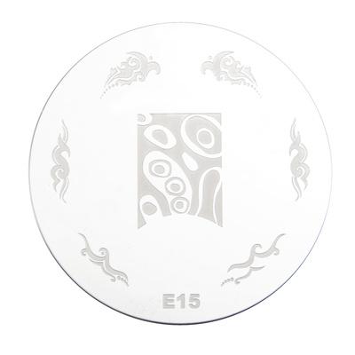Šablon disk za pečate PMEO1 E15