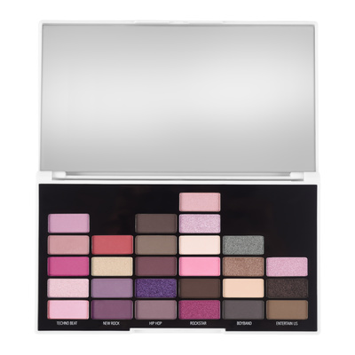 Paleta pigmenata za oči I HEART REVOLUTION 90s Now Thats What I Call Makeup 13.5g