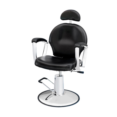Hair Styling Barber Chair with Hydraulic NS 31209 with Adjustable Backrest and Headrest