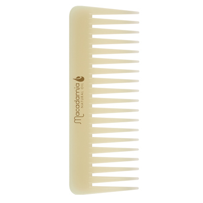 Oil Infused Comb MACADAMIA