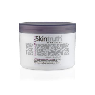 Krema za lice obogaćena vitaminom E SKINTRUTH 225ml