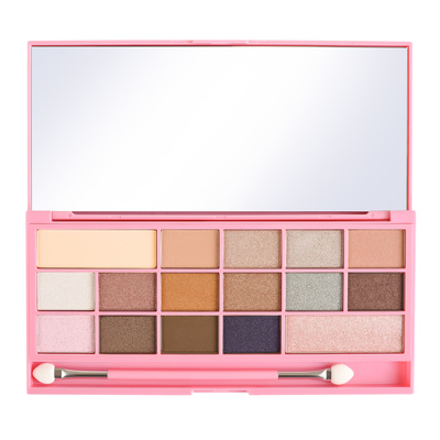 Paleta senki za oči I HEART REVOLUTION Chocolate Pink Fizz 22g