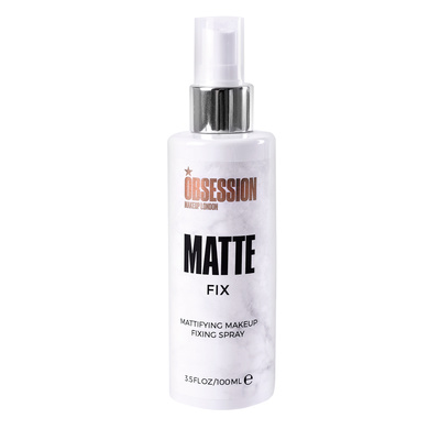 Mattifying Makeup Fixing Spray MAKEUP OBSESSION 100ml