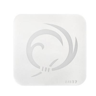 Airbrush šablon za telo ASN-BMA-A 037