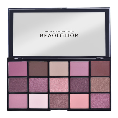Eyeshadow Palette REVOLUTION MAKEUP Reloaded Provocative 16.5g
