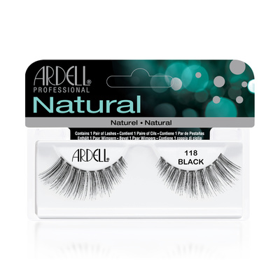 Strip Eyelashes ARDELL Natural 118