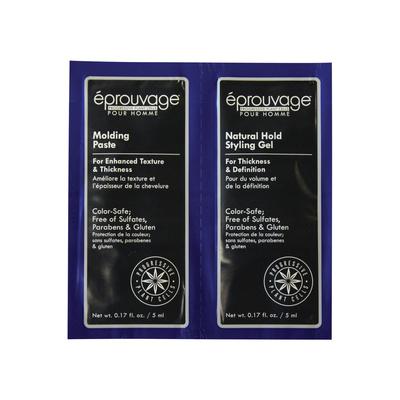 Set za oblikovanje kose za muškarce EPROUVAGE Paste/Gel