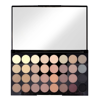Eyeshadow Palette REVOLUTION MAKEUP Flawless Matte 16g