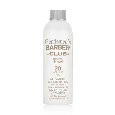 Activator 6 % za farbu za bradu 3ME Gentlemen's Hair Club 150ml