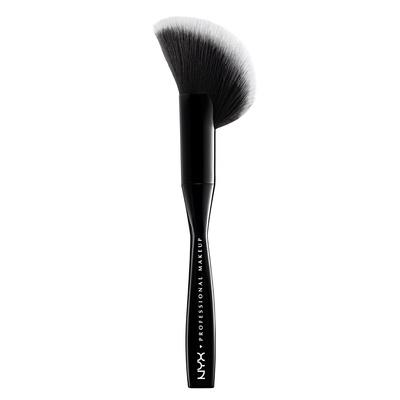 Četkica za iluminaciju lica i tela NYX Professional Makeup PROB39 sintetička dlaka