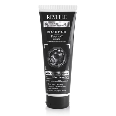 Black Mask Peel Off REVUELE No Problem 80ml