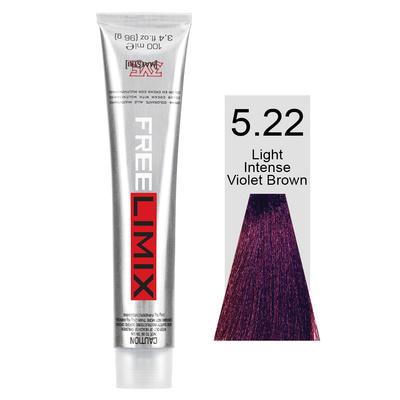 Light Intense Violet Brown 5.22