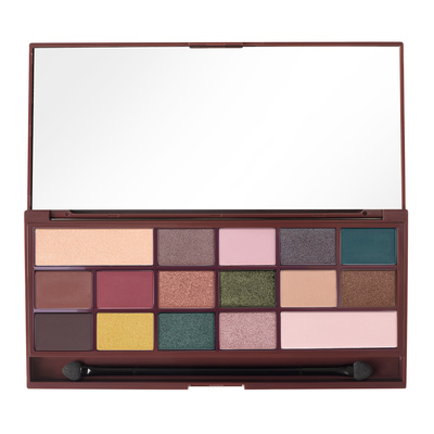 Eyeshadow Palette I HEART REVOLUTION Mint Chocolate 22g