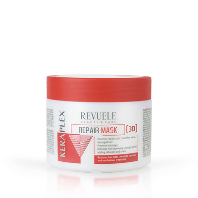 Repair Mask REVUELE Keraplex 3D 300ml