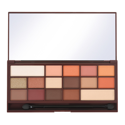 Paleta senki za oči I HEART MAKEUP Chocolate Orange 22g