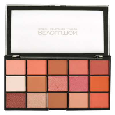Eyeshadow Palette REVOLUTION MAKEUP Reloaded Newtrals 2 16.5g