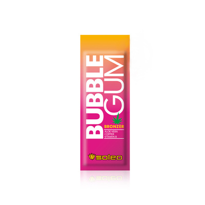 Tanning cream SOLEO Bubble Gum 15ml
