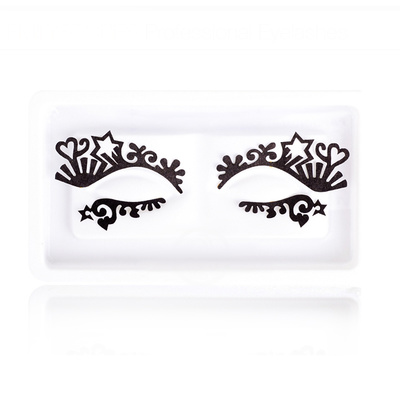 Decorative Paper Lashes PL114