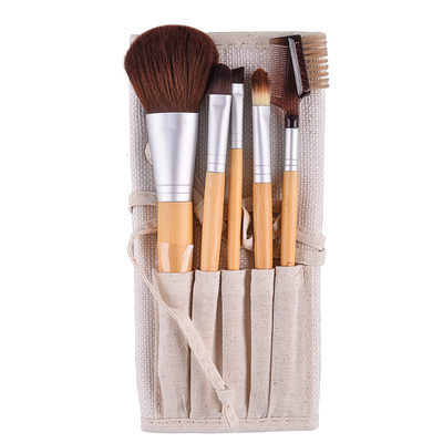 Makeup Brush Set CALA Bamboo 76410 5pcs