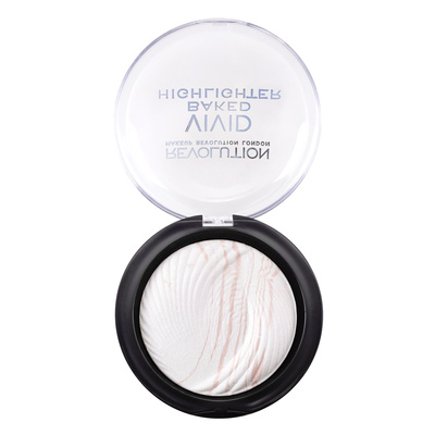 Hajlajter REVOLUTION MAKEUP Vivid Baked Highlighter Matte Lights 7.5g